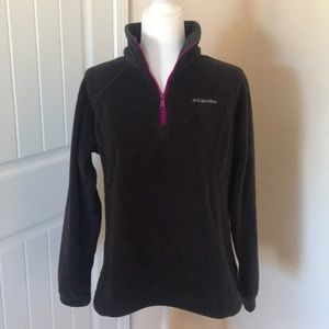 COLUMBIA ~ Columbia Half Zip Fleece Pullover